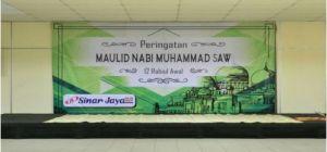 Acara Maulid Nabi Muhammad SAW 12 Rabiul Awal