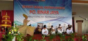 Kegiatan Bhakti Sosial khitanan massal di RM Panorama Slarang