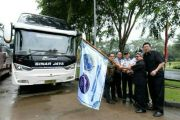 Acara Flag Off JR Connexion Jabodetabek Residence Sinar Jaya
