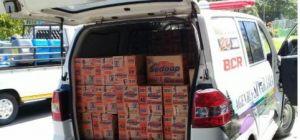 Sinar Jaya kembali menyalurkan bantuan sembako untuk para korban bencana banjir di wilayah Brebes