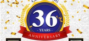 Anniversary 36th Sinar Jaya