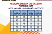 Kabar Gembira !!!! Untuk anda yang Berada di wilayah LIPPO CIKARANG ( Hotel Sahid ) dan sekitarnya ..