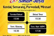 INFO Pembelian Tiket Bus Sinar Jaya